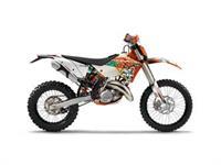 Ficha KTM EXC 125 SIX DAYS