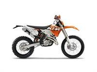 Ficha KTM EXC 125