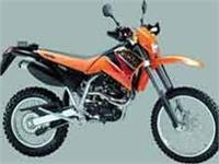 KTM LC4 620 SUPERCOMPETICION