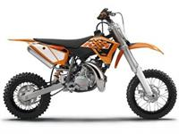 Ficha KTM SX 50