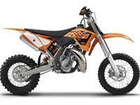Ficha KTM SX 65