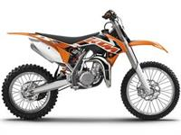 Ficha KTM SX 85 17/14