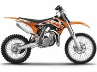 Ficha KTM SX 85 19/16