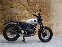 Ficha MH MOTORCYCLES BOGGA Rocker 125