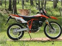 Ficha MH MOTORCYCLES MHX 125