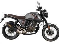Ficha MH MOTORCYCLES Revenge 125