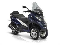 Ficha PIAGGIO MP3 Business 500 HPE ABS/ASR