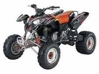 Ficha POLARIS Predator 500 TLD Troy Lee