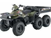 Ficha POLARIS Sportsman 500 6x6