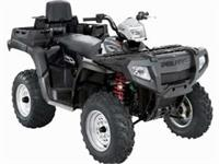 Ficha POLARIS Sportsman H.O. 2 plazas