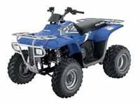 Ficha POLARIS Trail Boss 330
