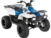 Ficha POLARIS Trail Boss 330 2 Plazas