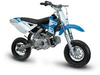 Ficha POLINI XP 4T MINIMOTARD AIR 125