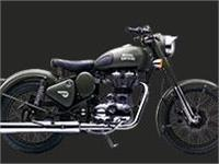 Ficha ROYAL ENFIELD Classic Battle Green