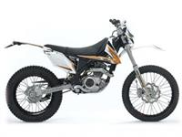 Ficha SCORPA T-Ride 125 F