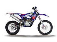 Ficha SHERCO 450 SIX DAYS