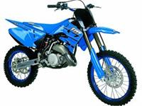 Ficha TM MX 85 Junior