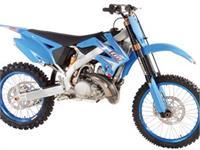 Ficha TM MX 250 4T