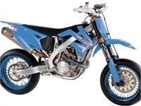 Ficha TM SMX 450 F Competition
