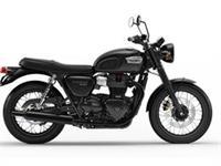 Ficha TRIUMPH Bonneville T100 Black