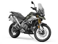 Ficha TRIUMPH TIGER 900 Rally
