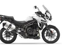 Ficha TRIUMPH TIGER Explorer 1200 XRX Low