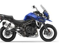 Ficha TRIUMPH TIGER Explorer 1200 XCX Low