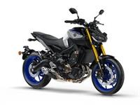 Ficha YAMAHA MT 09 SP