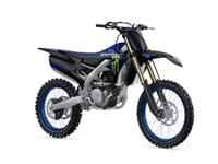 Ficha YAMAHA YZ 250 F Monster