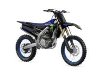 Ficha YAMAHA YZ 450 F Monster