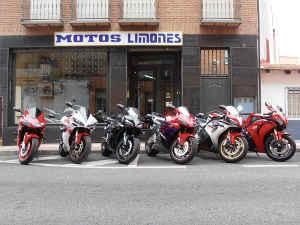 Motos Limones