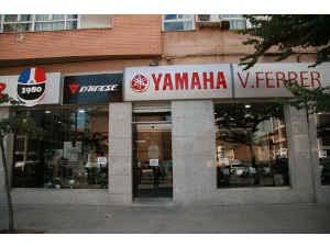 Concesionario Oficial Yamaha V Ferrer