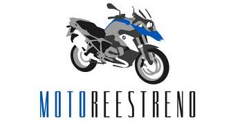 MOTO REESTRENO Logo