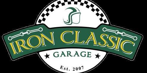 logo de Iron Classic Garage