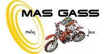 MASGASS MOTOS JACA Logo