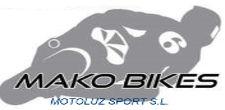 MAKO BIKES MOTOLUZ Logo