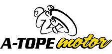 A-TOPE MOTOR Logo