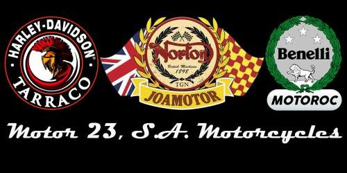 Motor 23, S.A. Motorcycles