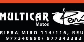 logo de Multicar Peiri Motos