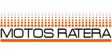 logo de Motos Ratera