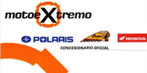 logo de Moto Extremo