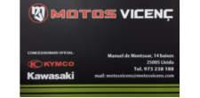 MOTOS VICENÇ Logo